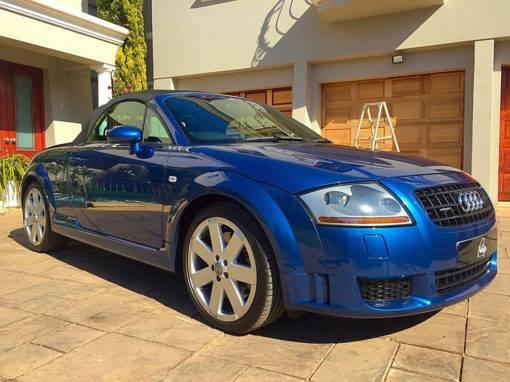 Audi TT 3.2 V6 Quattro DSG