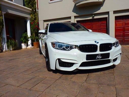 BMW M3 M-DCT