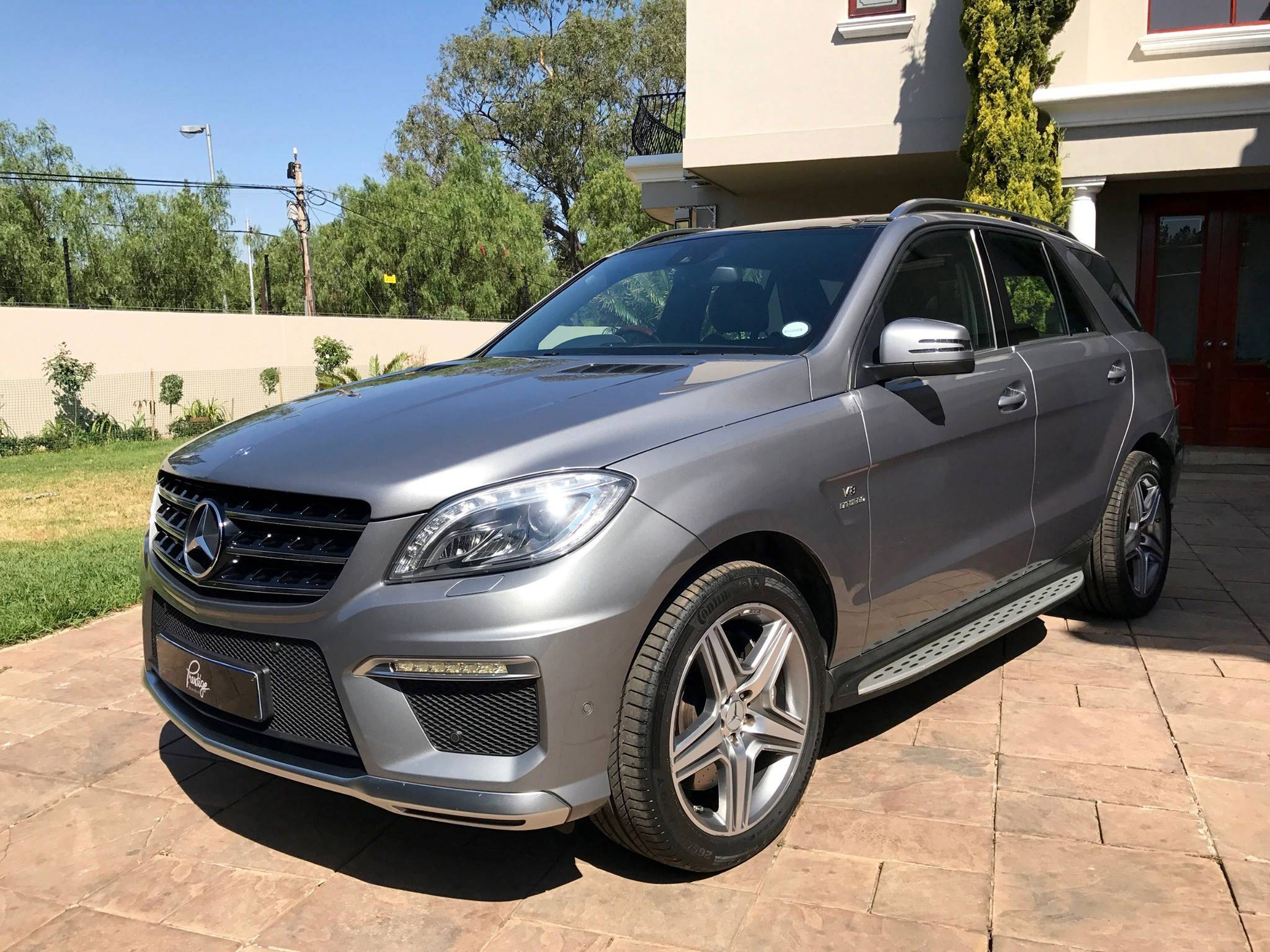 Mercedes benz ml63 amg prestige marques for Mercedes benz prestige
