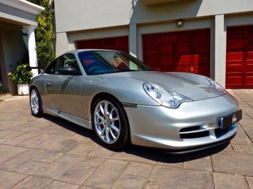 Porsche 996 GT3 Mk2