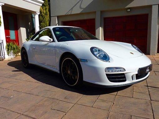 Porsche Carerra (997) GTS