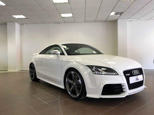 Audi TT-RS – S-tronic