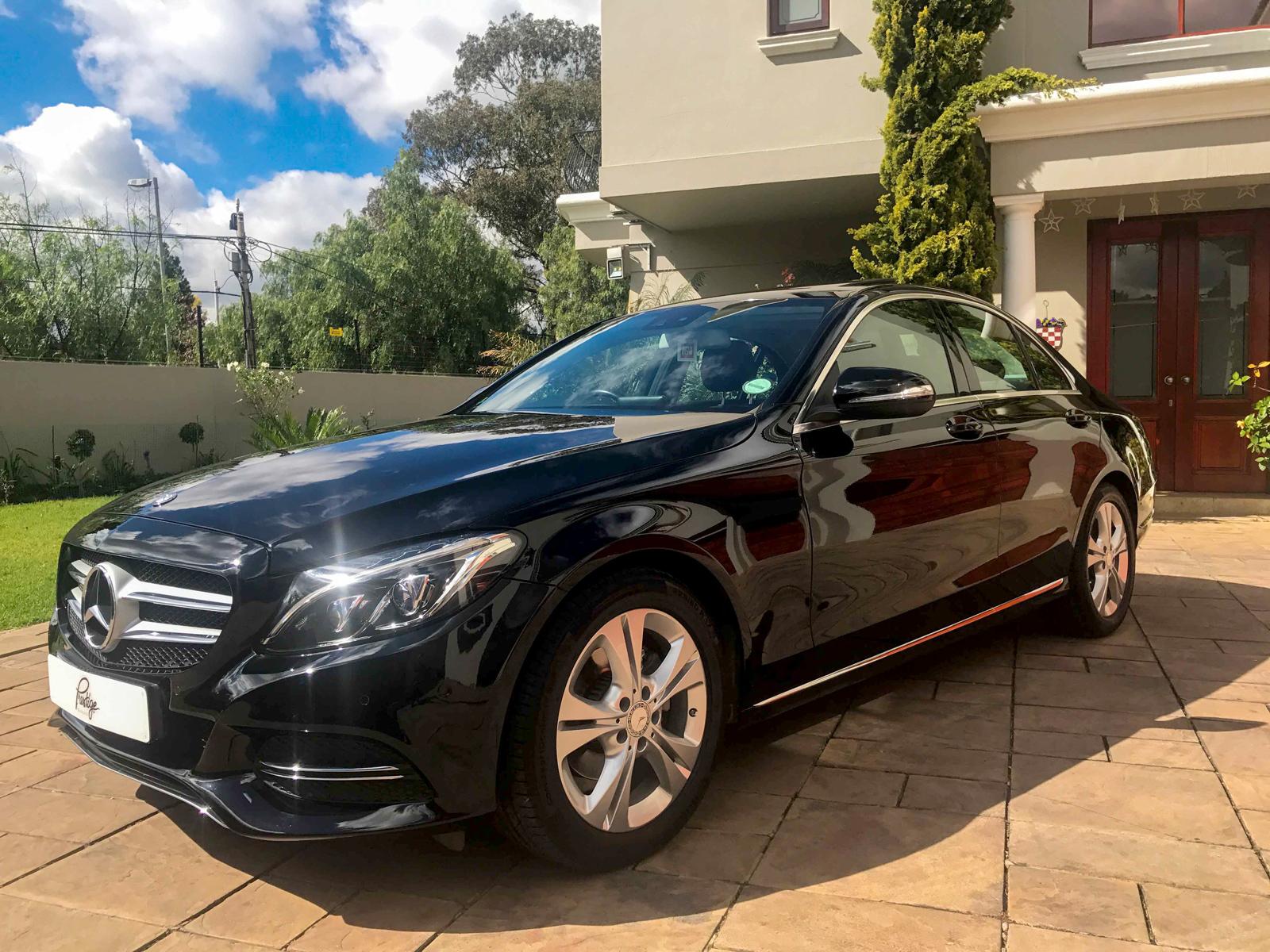 Mercedes benz c180 auto prestige marques for Mercedes benz prestige
