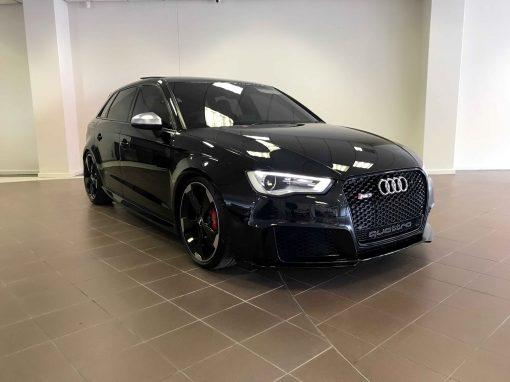 Audi RS3 8V S-Tronic