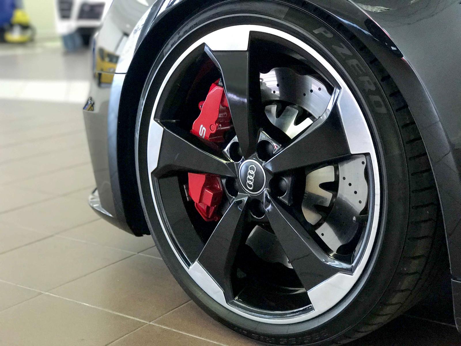 Audi RS3 8V S-Tronic - Prestige Marques