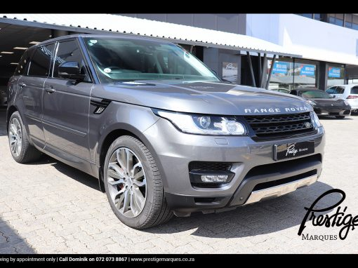 Range Rover Sport 5.0 Supercharged HSE Dynamic