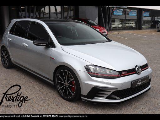 Volkswagen Golf GTI Clubsport (DSG)