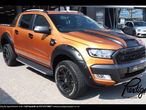 Ford Ranger Wildtrak 3.2D Auto 4X4