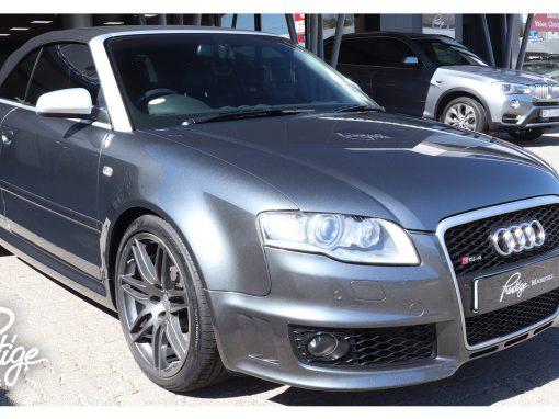 Audi RS4 (B7) Cabriolet