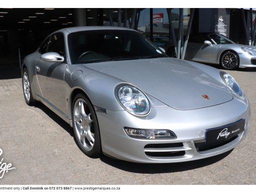 Porsche 911 (997) Carrera S (Manual)