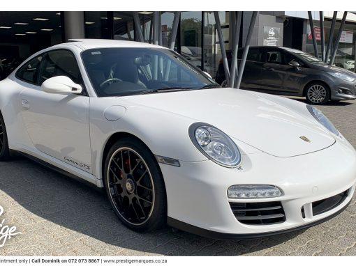Porsche 911 Carrera GTS PDK (997)