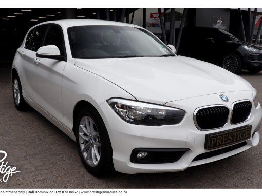 BMW 118i Auto 5-Door Hatchback