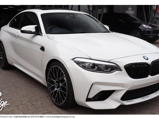 BMW M2 Competition Pack M-DCT