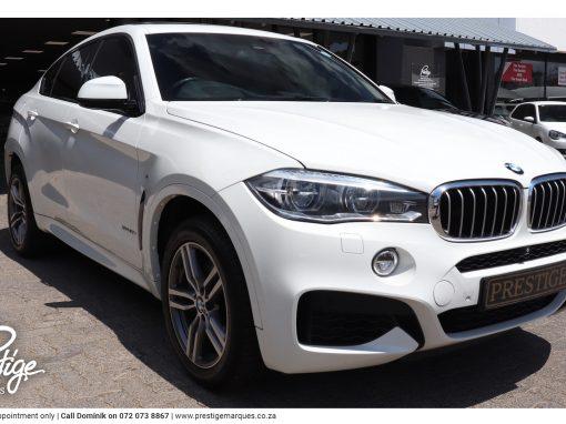 BMW X6 50i M-Sport auto