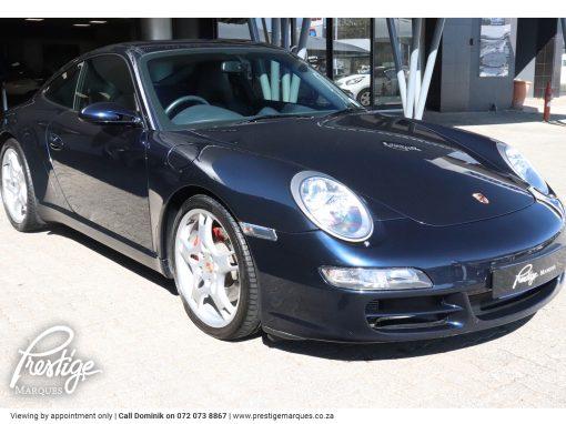 Porsche 911 Carrera S Coupe (Manual)
