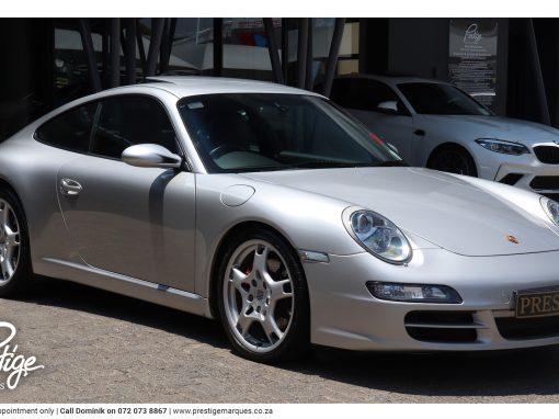 Porsche 911 Carrera S Tiptronic