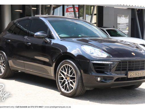 Porsche Macan S (Petrol) PDK