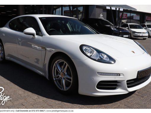 Porsche Panamera diesel Tiptronic S Facelift