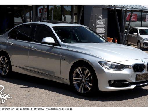 BMW 335i Sport-Line Auto