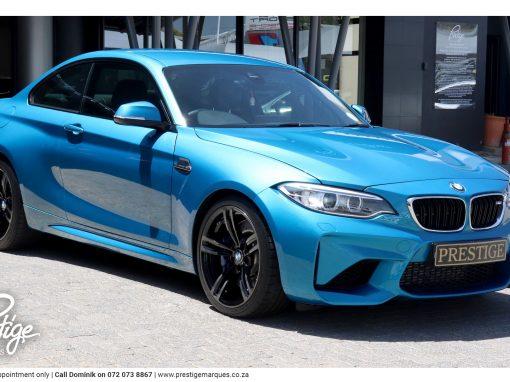 BMW M2 M-DCT