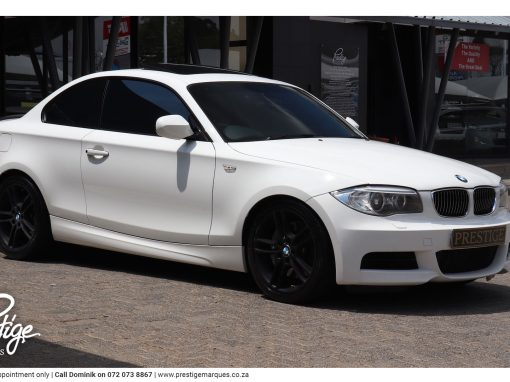 BMW 135i Coupe Manual (N55)