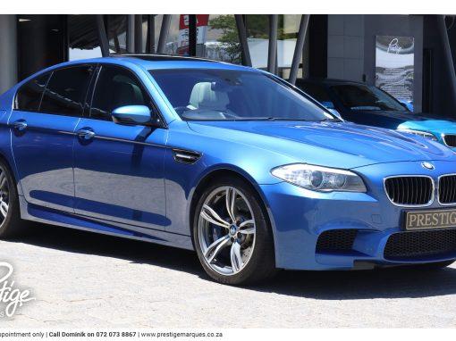 BMW M5 M-DCT