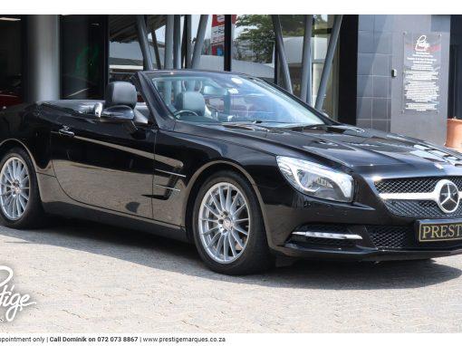 Mercedes-Benz SL500 AMG Cabriolet