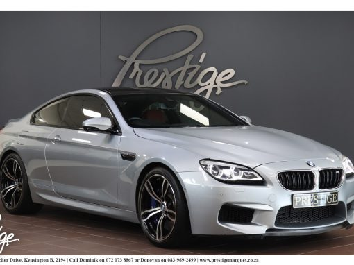 2015 BMW M6 Coupe Competition Package