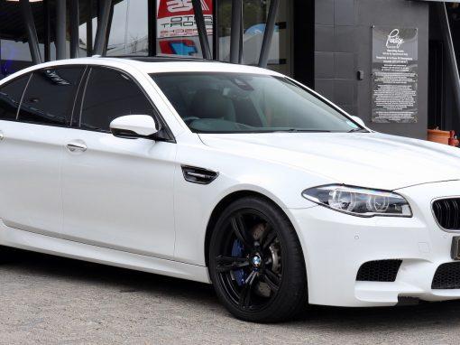 2014 BMW M5 (F10) M-DCT