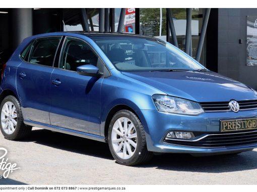 2015 Volkswagen Polo 1.2TSI Highline DSG/Automatic