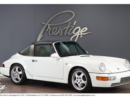Porsche 911 (964) Carrera 2 Targa Manual