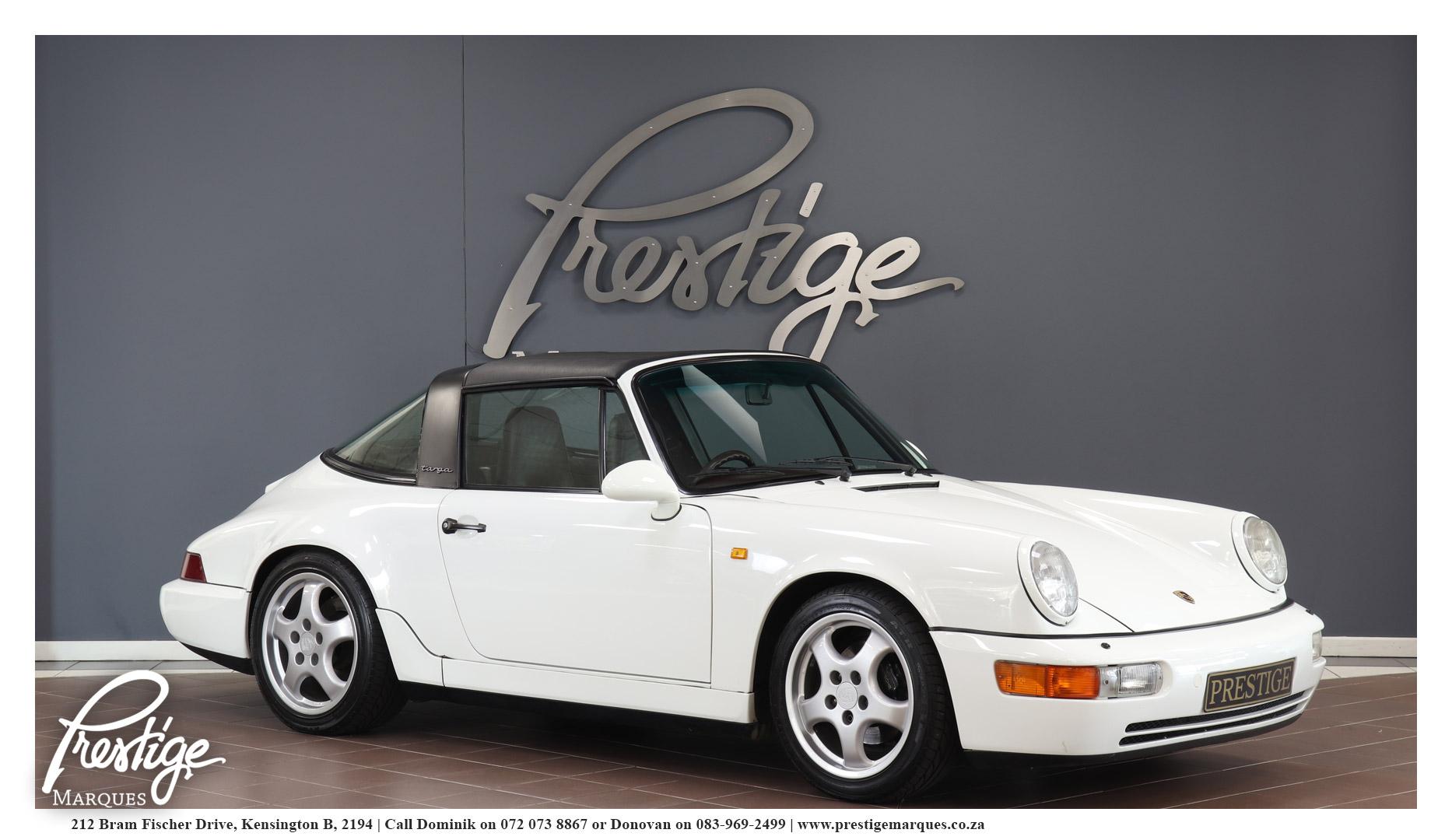 Prestige-Marques-1990-Porsche-964-Carrera 2-Manual-1