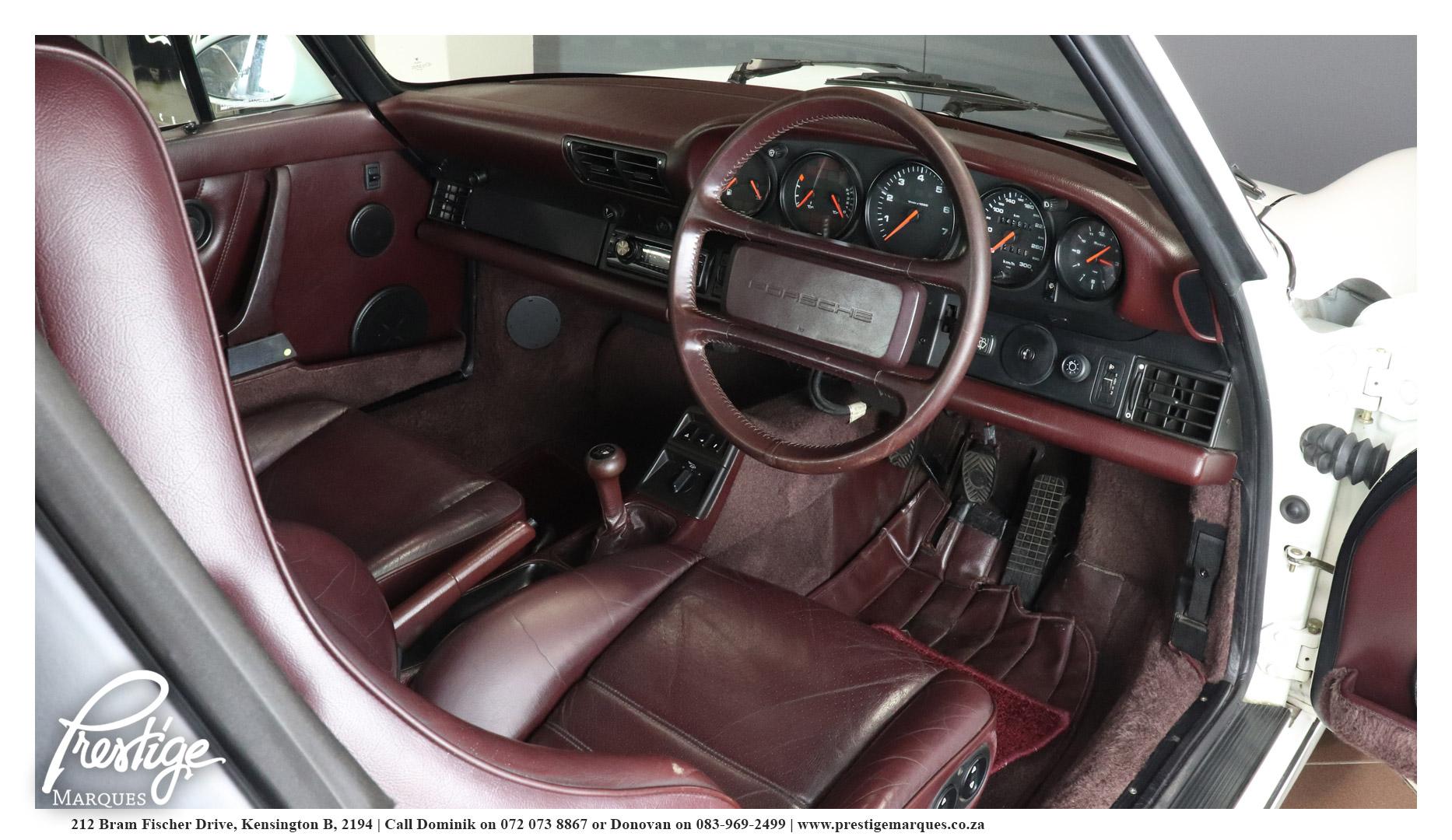 Prestige-Marques-1990-Porsche-964-Carrera 2-Manual-13