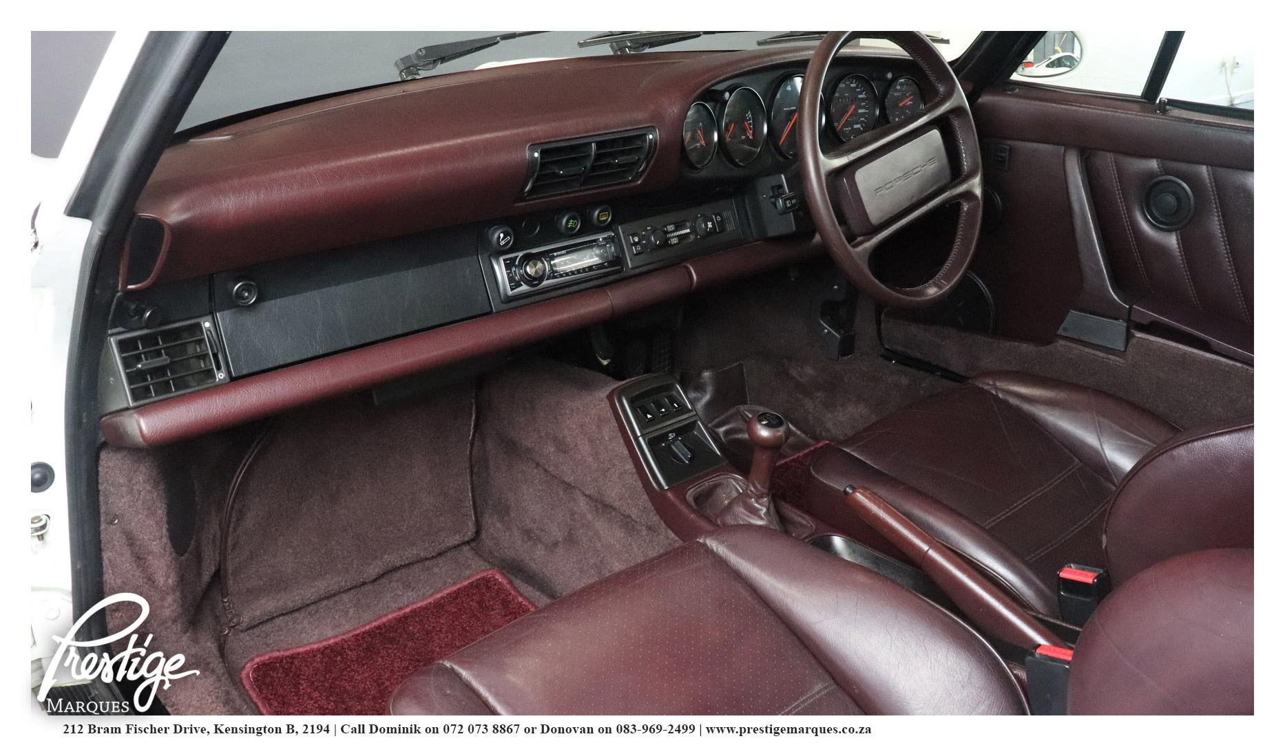 Prestige-Marques-1990-Porsche-964-Carrera 2-Manual-15