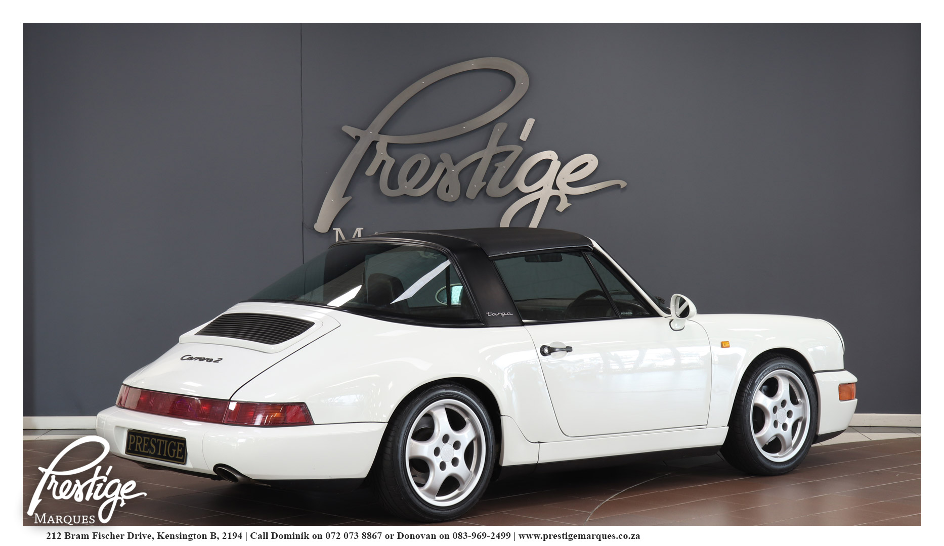 Prestige-Marques-1990-Porsche-964-Carrera 2-Manual-3