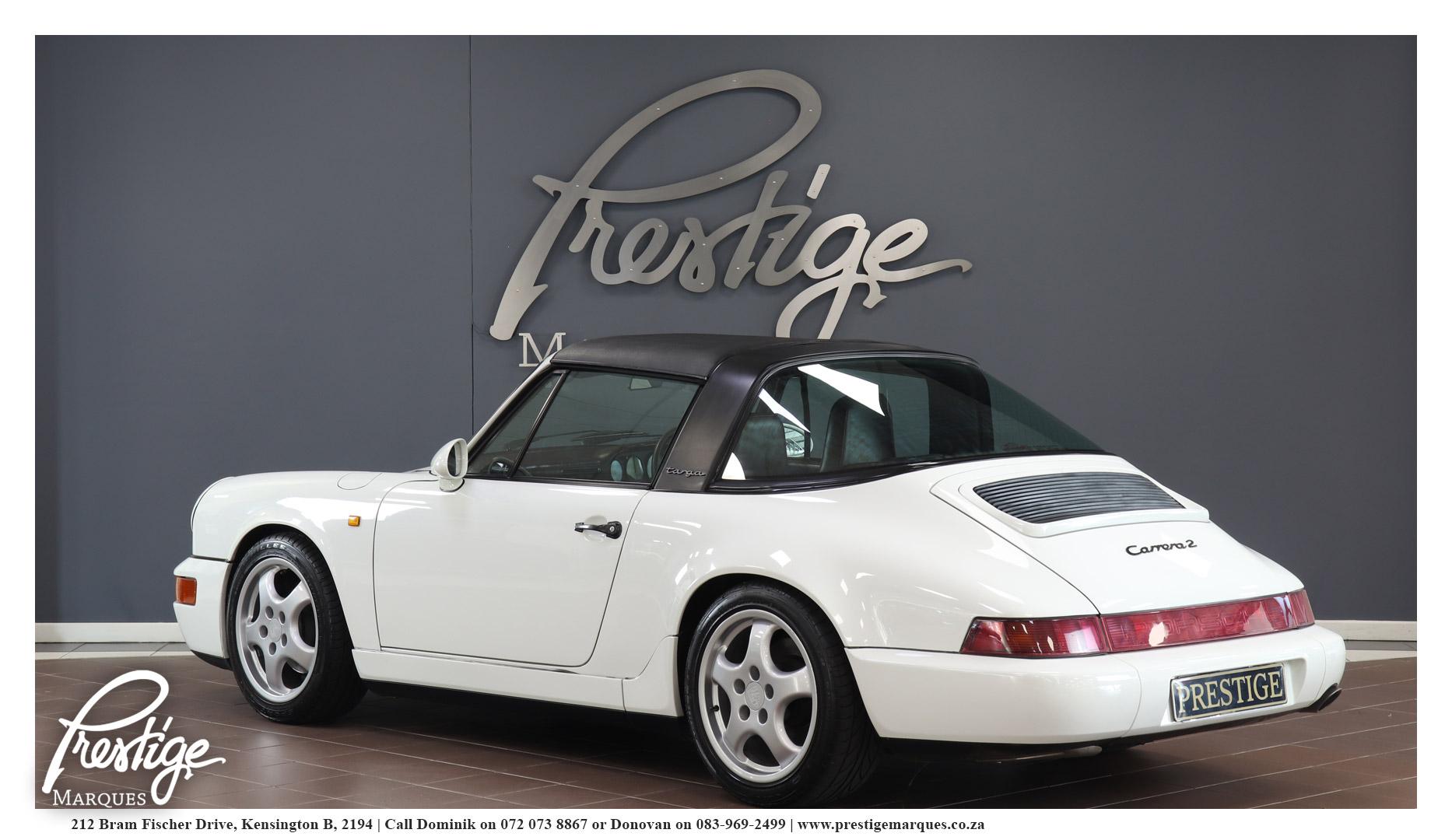 Prestige-Marques-1990-Porsche-964-Carrera 2-Manual-5