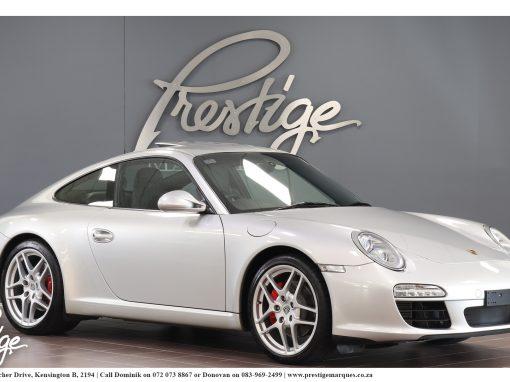 Porsche 911 (997.2) Carrera S PDK