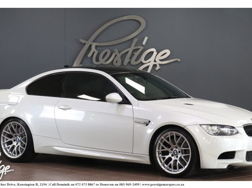 BMW M3 Competition Package M-DCT