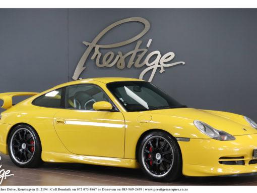 Porsche 911 (996) GT3 Mk1