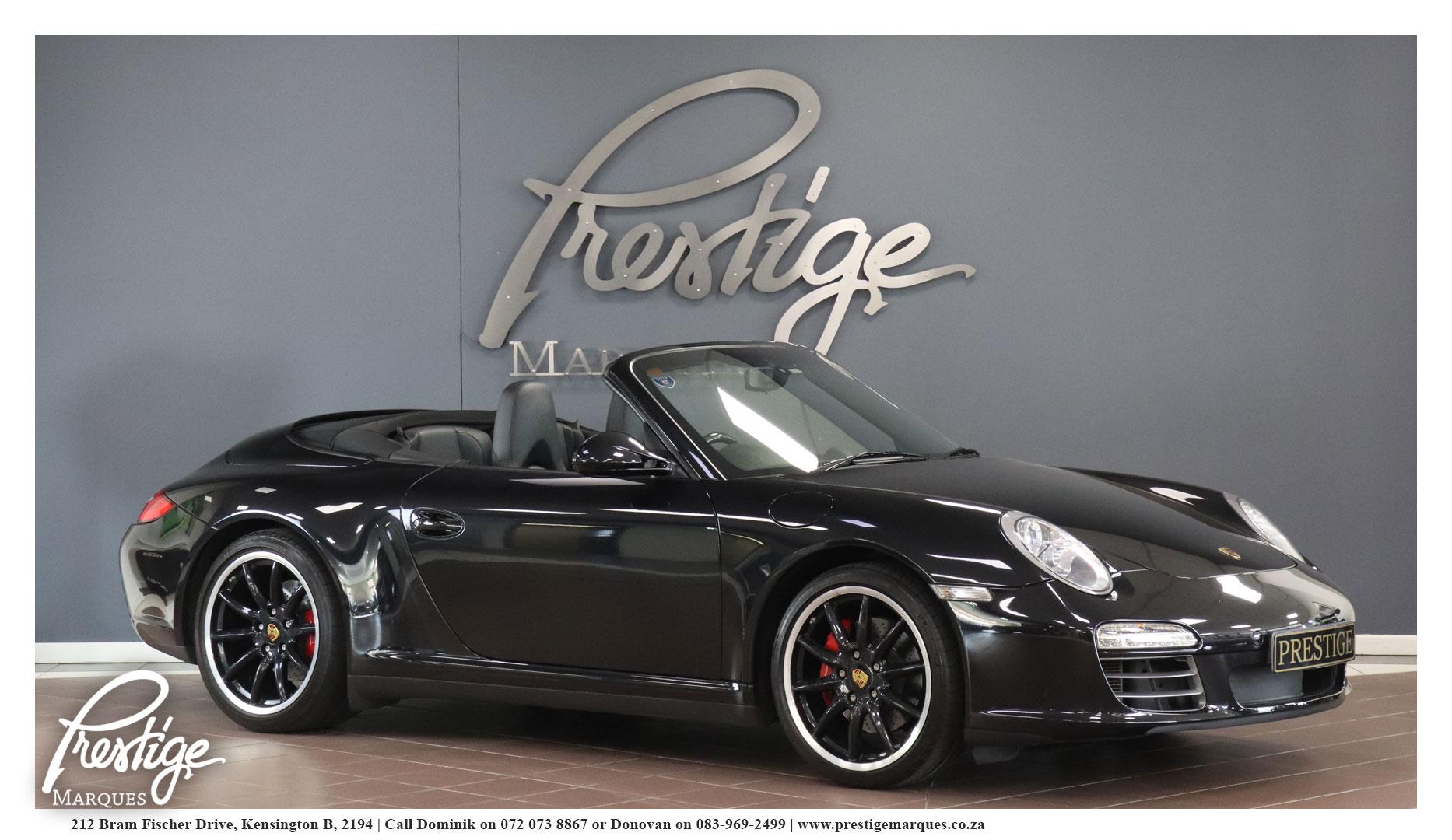 2009-Porsche-911- (997.2)-Carrera-4s-PDK Cabriolet-Prestige-Marques-Randburg-Sandton-1