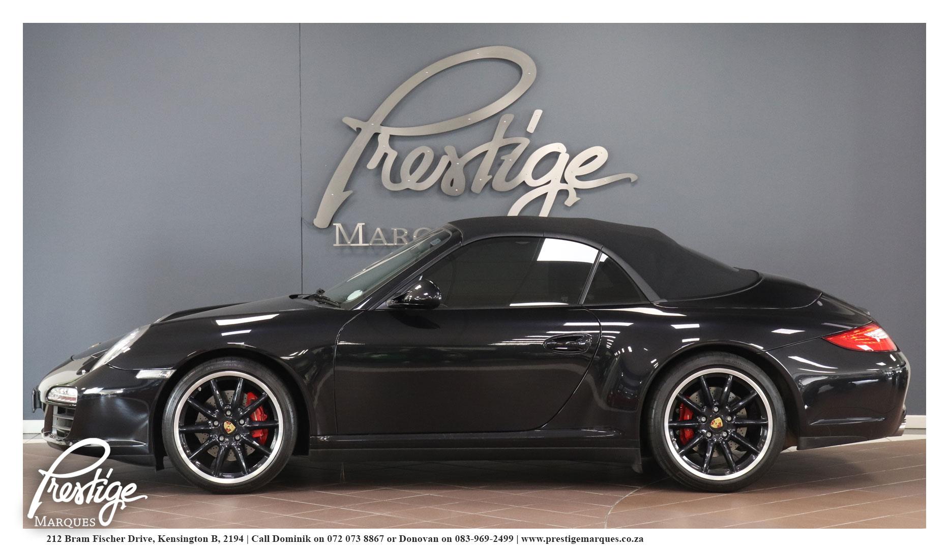 2009-Porsche-911- (997.2)-Carrera-4s-PDK Cabriolet-Prestige-Marques-Randburg-Sandton-11