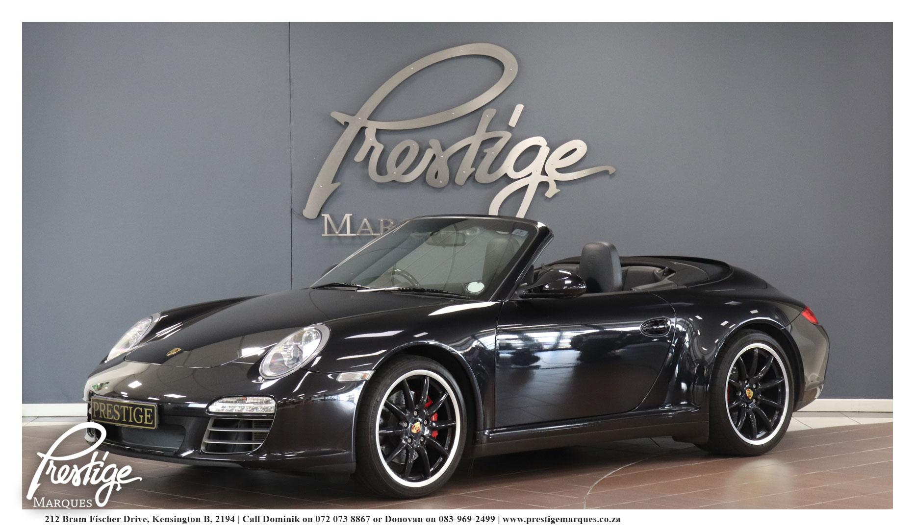 2009-Porsche-911- (997.2)-Carrera-4s-PDK Cabriolet-Prestige-Marques-Randburg-Sandton-13