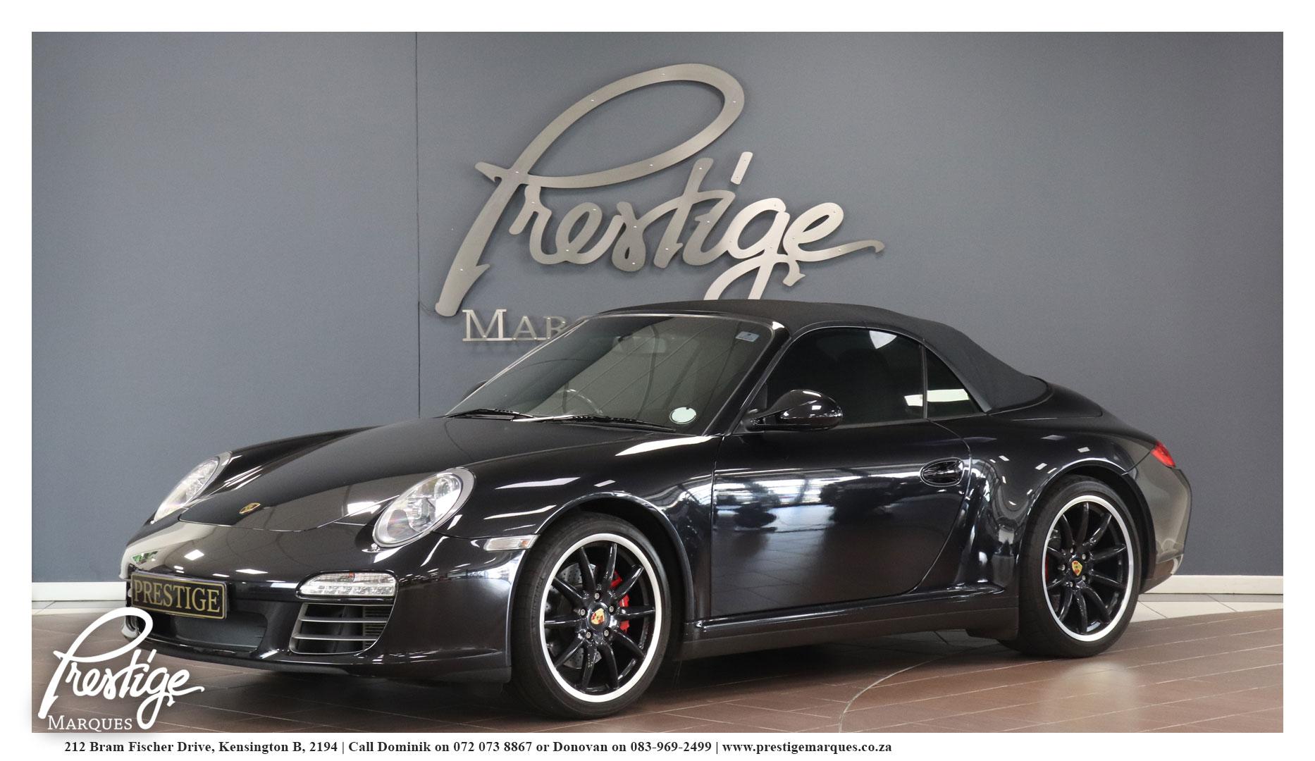 2009-Porsche-911- (997.2)-Carrera-4s-PDK Cabriolet-Prestige-Marques-Randburg-Sandton-14