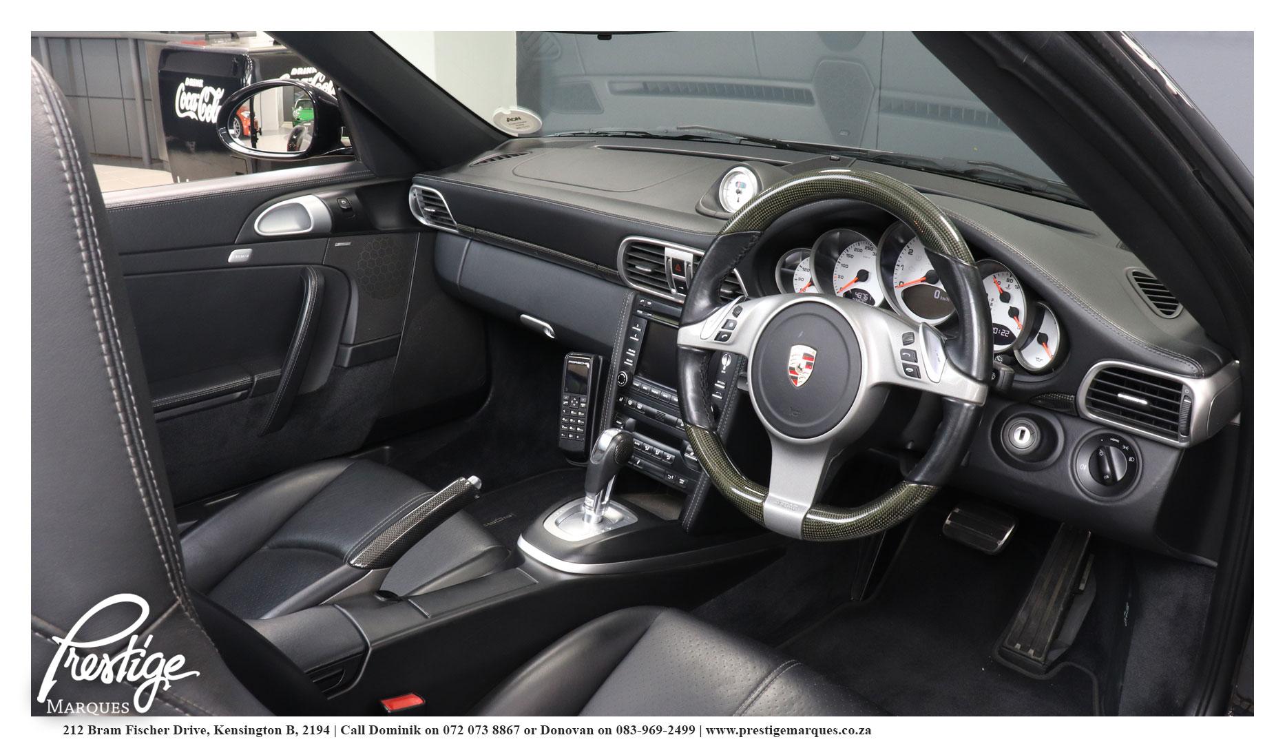 2009-Porsche-911- (997.2)-Carrera-4s-PDK Cabriolet-Prestige-Marques-Randburg-Sandton-17