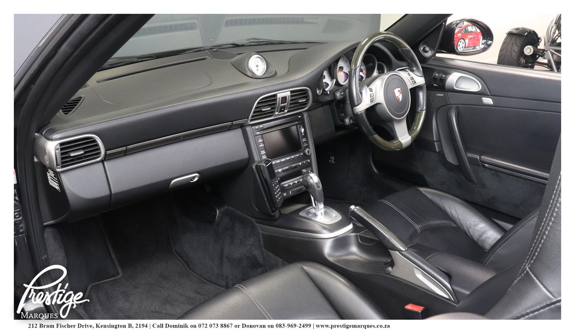2009-Porsche-911- (997.2)-Carrera-4s-PDK Cabriolet-Prestige-Marques-Randburg-Sandton-18