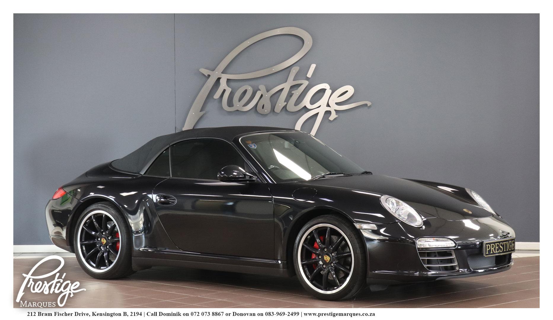 2009-Porsche-911- (997.2)-Carrera-4s-PDK Cabriolet-Prestige-Marques-Randburg-Sandton-2