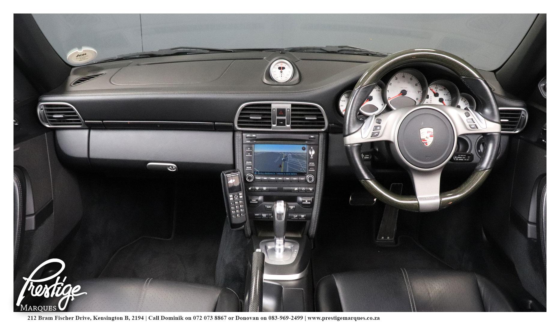2009-Porsche-911- (997.2)-Carrera-4s-PDK Cabriolet-Prestige-Marques-Randburg-Sandton-20