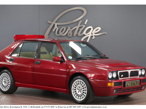 Lancia Delta Integrale Evolution 2 Dealer Collection