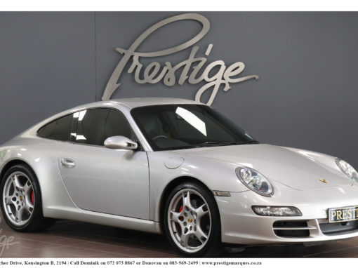 Porsche 911 (997) Carrera S Manual