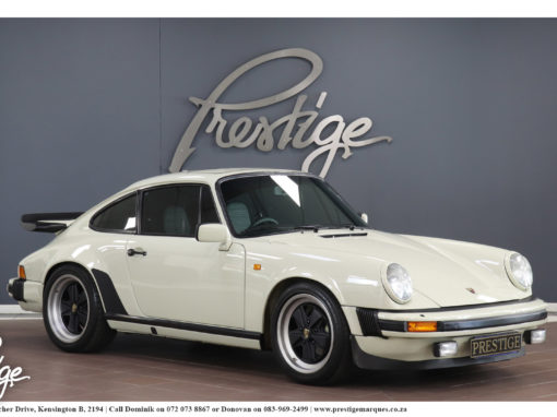 Porsche 911 SC 20'th Anniversary Tribute